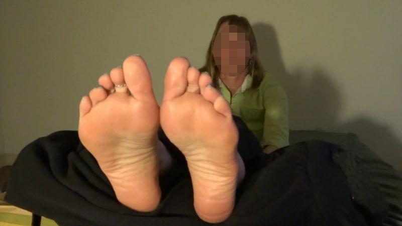 adorazione piedi